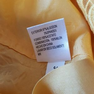 Dresses - Sunflower yellow 10